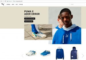 PUMA - HP - ader error