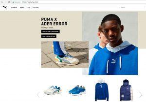 PUMA - HP - ader error