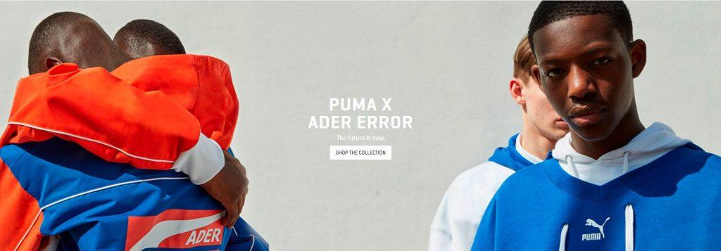 PUMA - Select - ader error